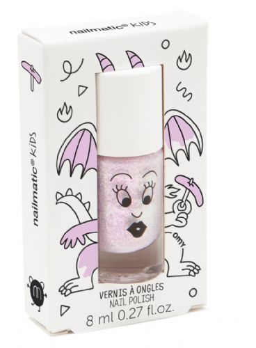 Elliot (Pearly Pink) - nailmatic® kids -water based nail polish (5)